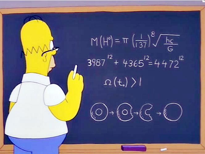 Parece más la receta para la Dona de Homero.