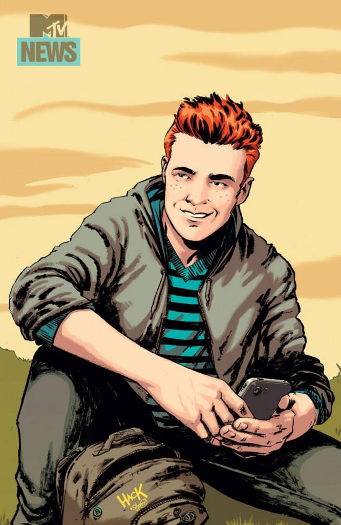 Archie #1  Robert Hack