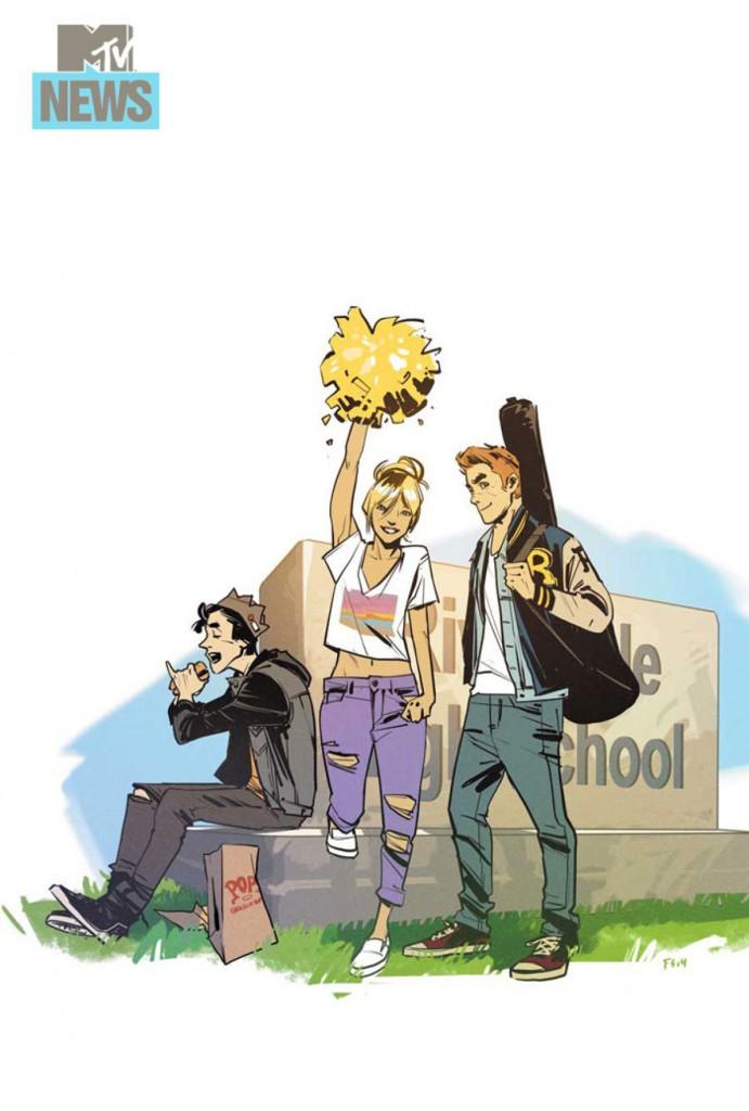 Archie #1 Fiona Staples B