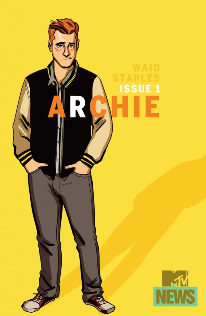 Archie #1 Chip Zdarsky