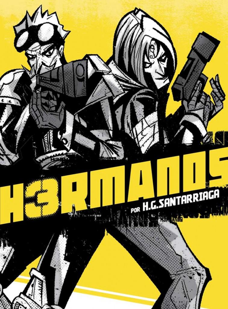 H3rmanos, de HG Santarriaga