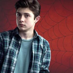 Kevin Arnold como Spider-Man