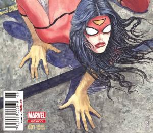Spider-Woman #1 México