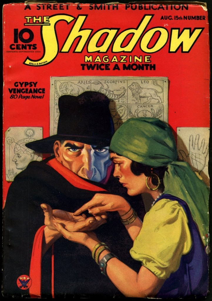 The Shadow Pulp 2