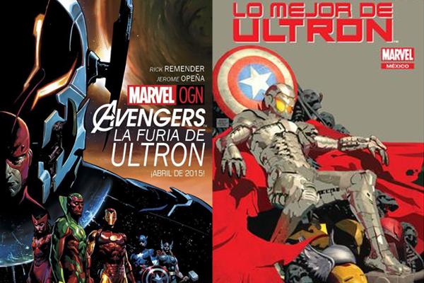 Próximamente 'Sensacional de Ultrón' y 'Las locas, locas aventuras de Ultrón'.
