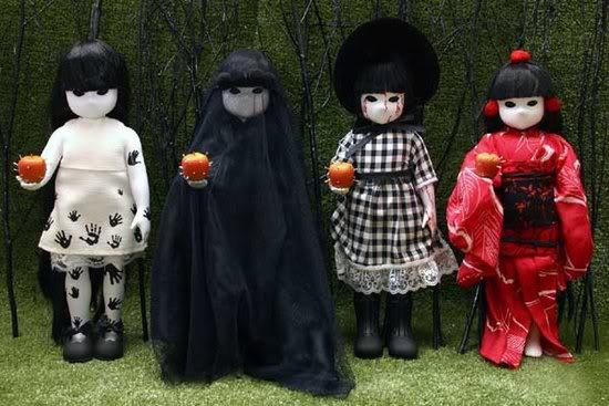 Little Apple Dolls