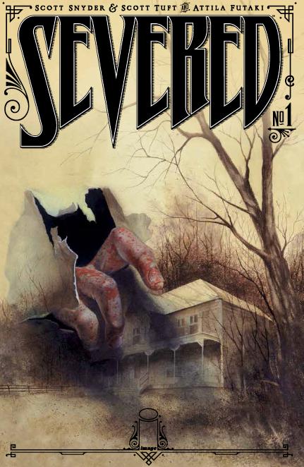 Severed #1 Scott Snyder