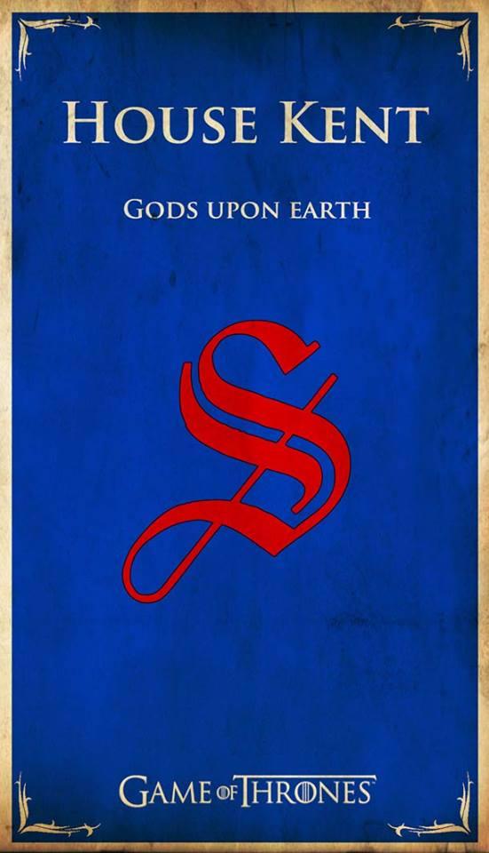 CASA KENT | Dioses sobre la Tierra