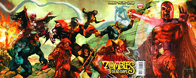 Marvel Zombies End Days