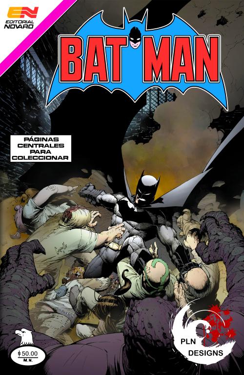 Batman #1 New 52 Editorial Novaro
