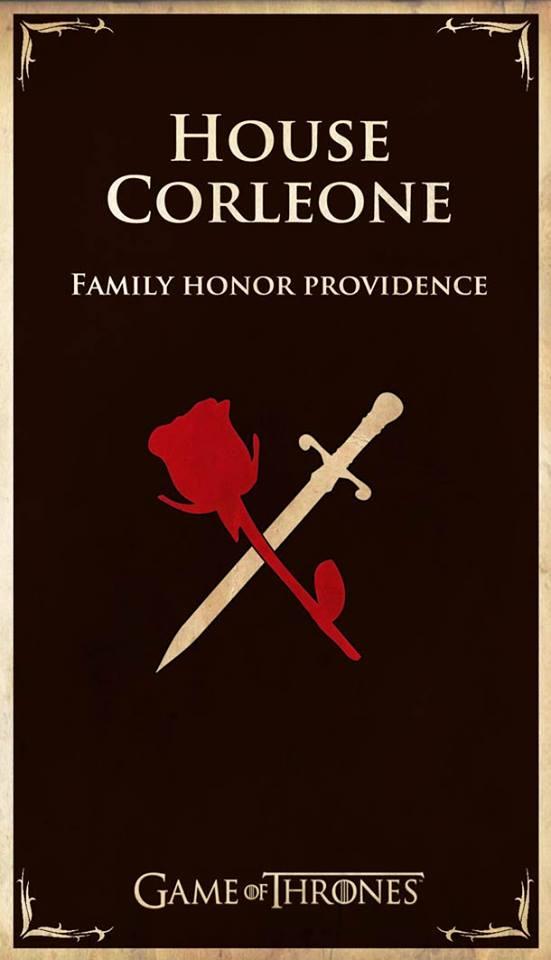 CASA CORLEONE | Familia, honor, providencia
