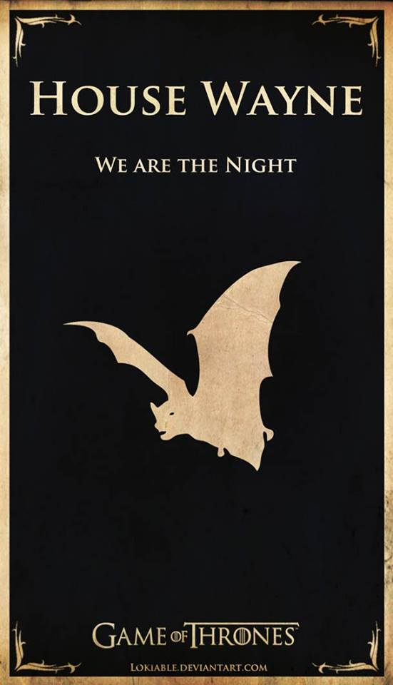 CASA WAYNE | Somos la noche