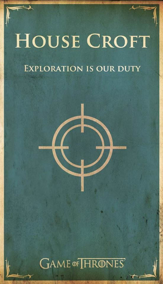 CASA CROFT | Exploración, nuestra labor