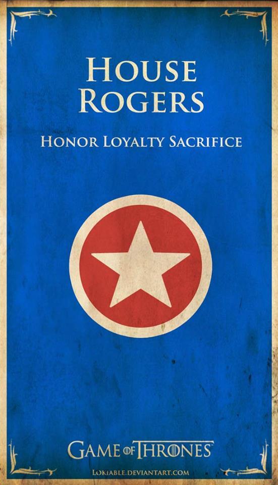 CASA ROGERS | Honor, lealtad, sacrificio