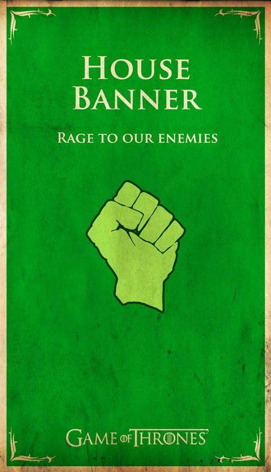 CASA BANNER | Ira a nuestros enemigos