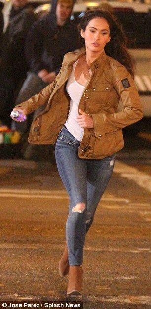 Megan Fox as April O'Neil