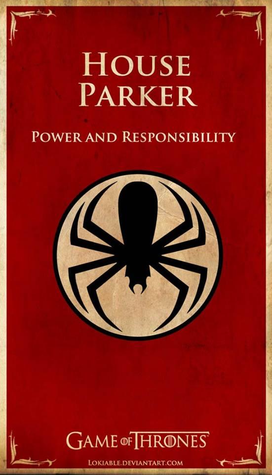 CASA PARKER | Poder y responsabilidad