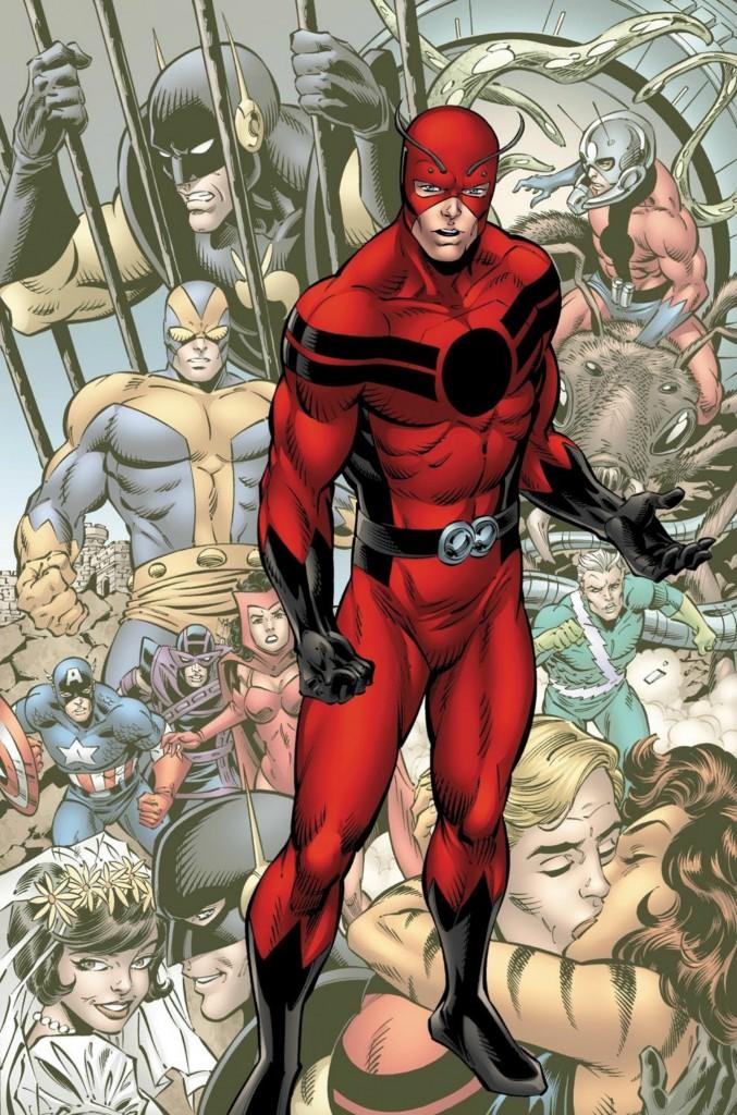 Hank Pym identities