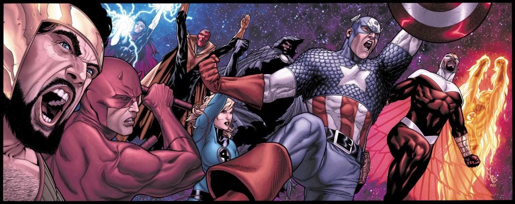 Civil War Marvel's