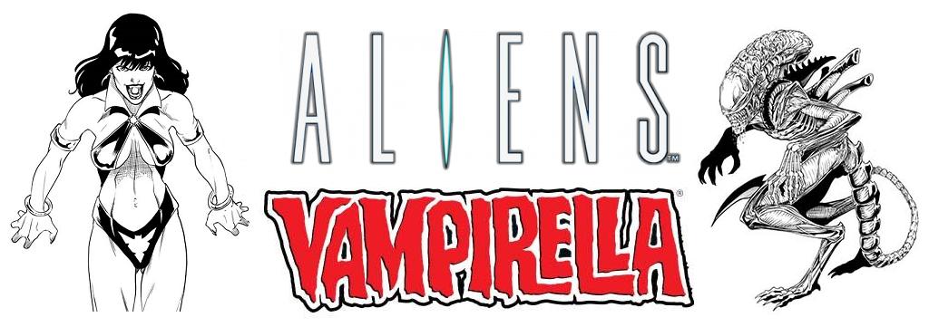 ¿Podrá Vampirella unirse a la lista de personajes femeninos que han sobrevivido un encuentro con los Aliens?