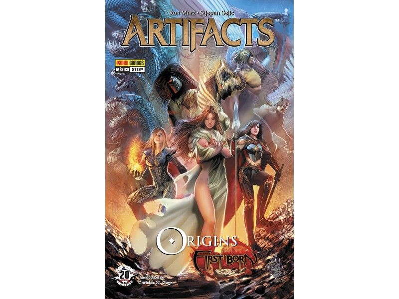 Artifacts First Born TPB