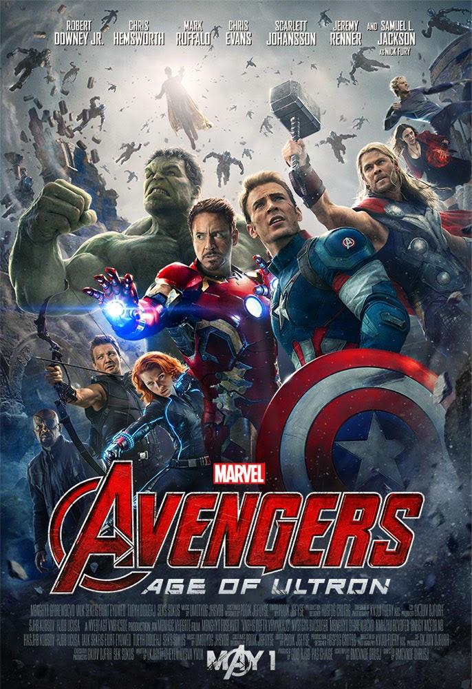 Avengers: Age of Ultron era una de las películas más esperadas del año