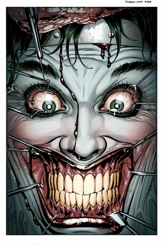 Future's End DC  Joker