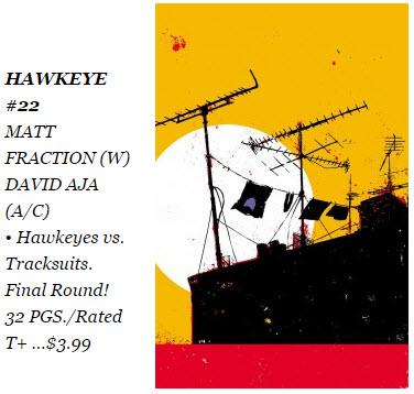 Hawkeye #22 Diamond