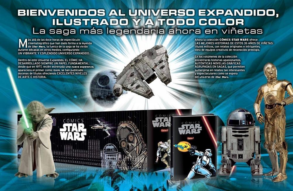 Star Wars Planeta - Interiores Colección