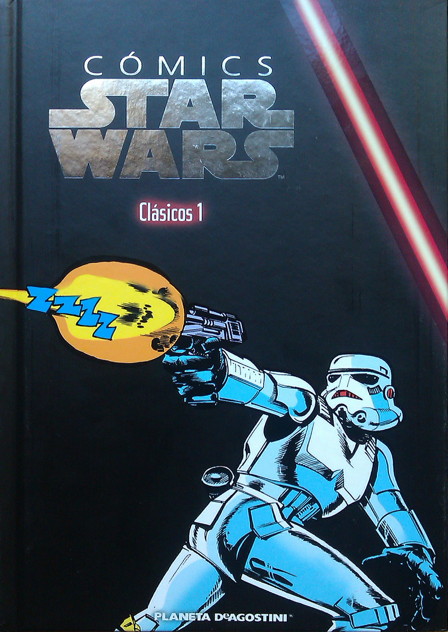 Star Wars Planeta - Portada Tomo 1