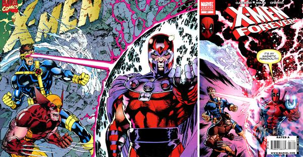 X-Men #1 - X-Men Forever 17