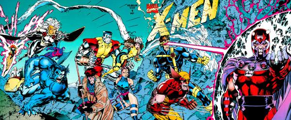 X-Men v2 1 1