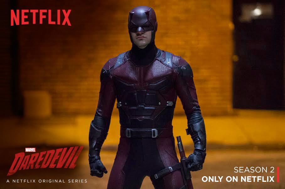 Ojalá el traje que vimos al final de Daredevil no sea la versión final