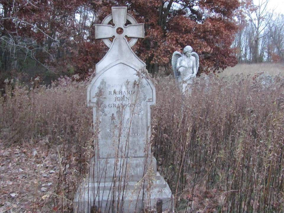 Richard Grayson muerte