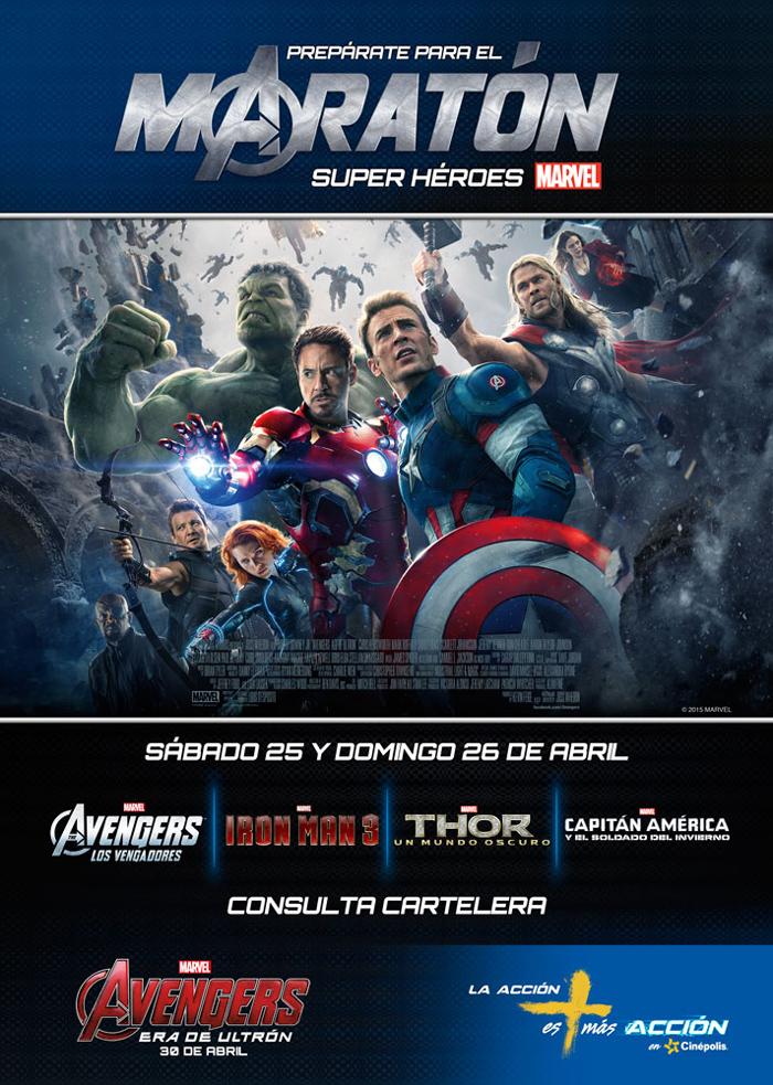 marvel-superheroes-maraton-