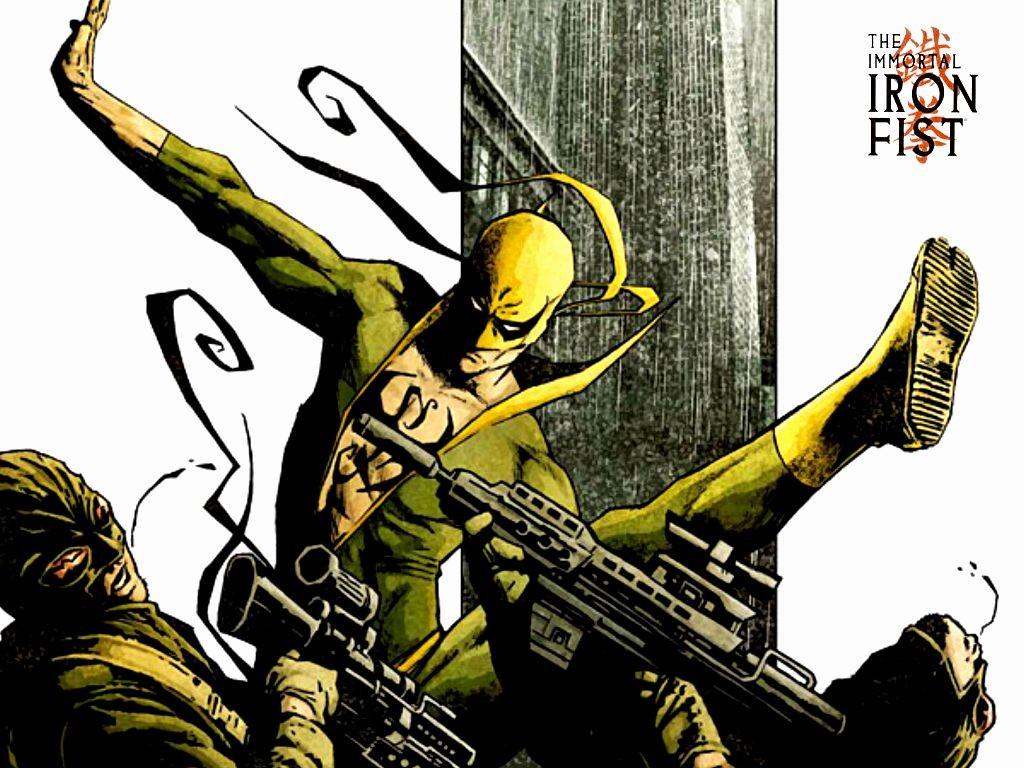 Iron Fist Danny Rand