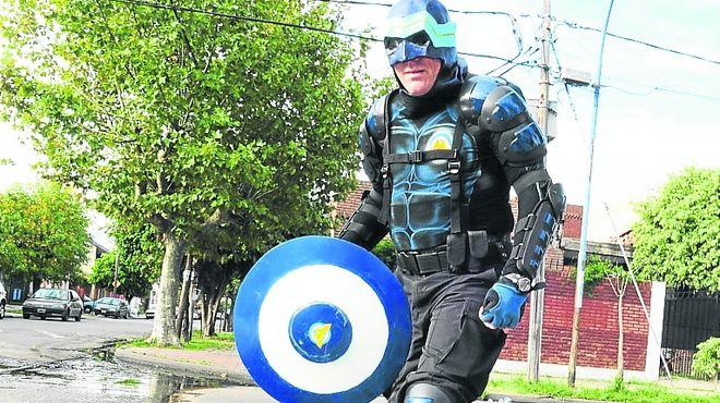 superhéroe real life de verdad