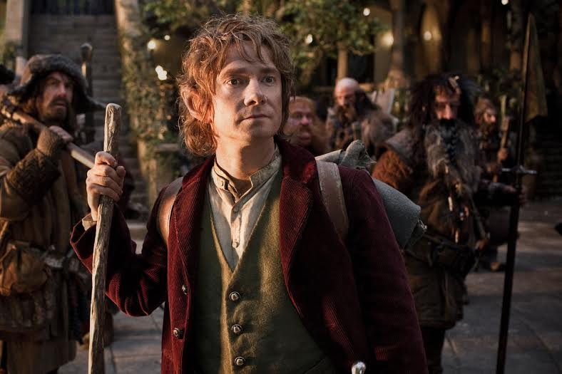 Hobbit Bilbo bolsón