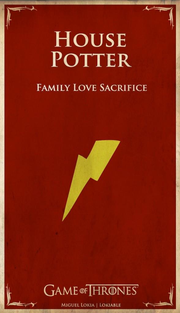 CASA POTTER | Familia amor sacrificio