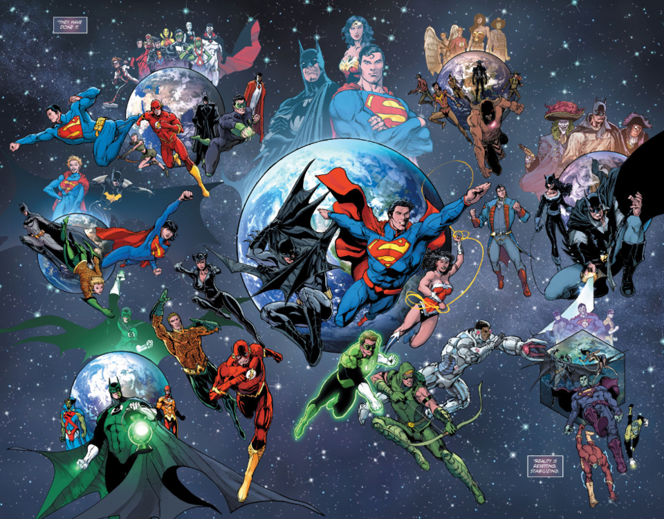 DC's Convergence #8
