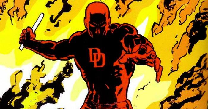 Daredevil Born Again Frank Miller