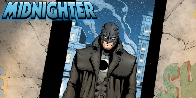 Gabardina-Midnighter