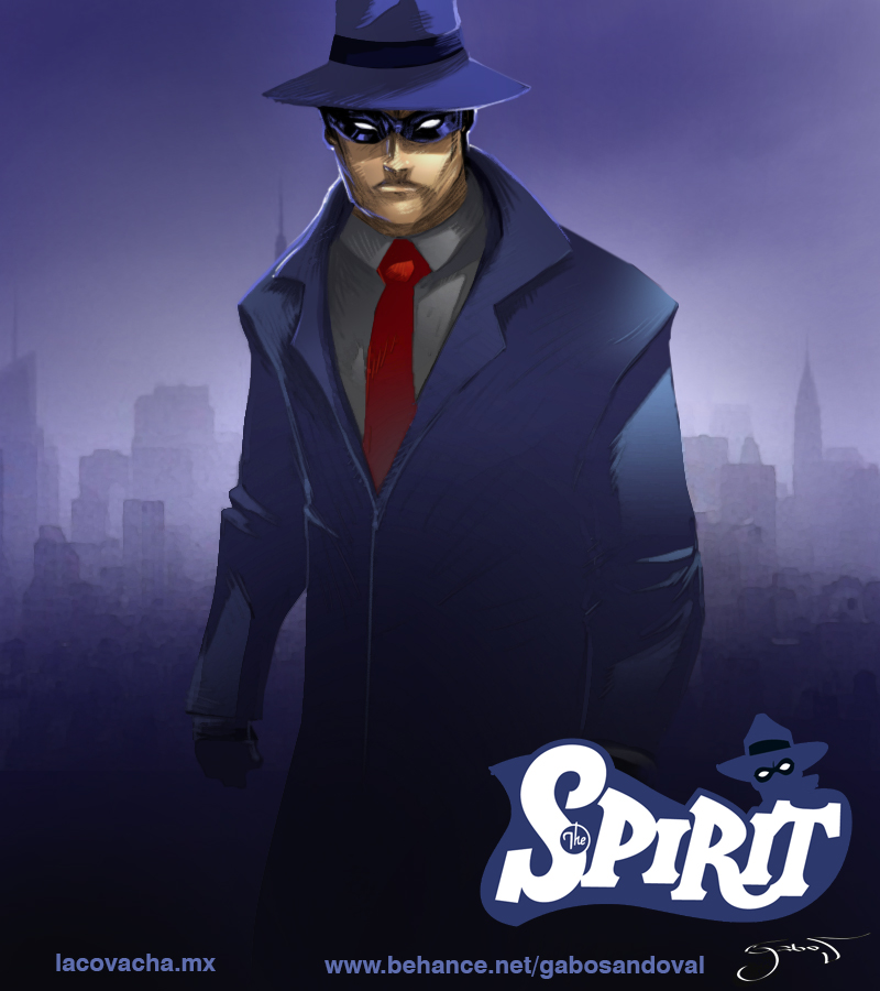 The Spirit by Gabriel Sandoval