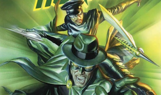 Green Hornet #1 Kevin Smith