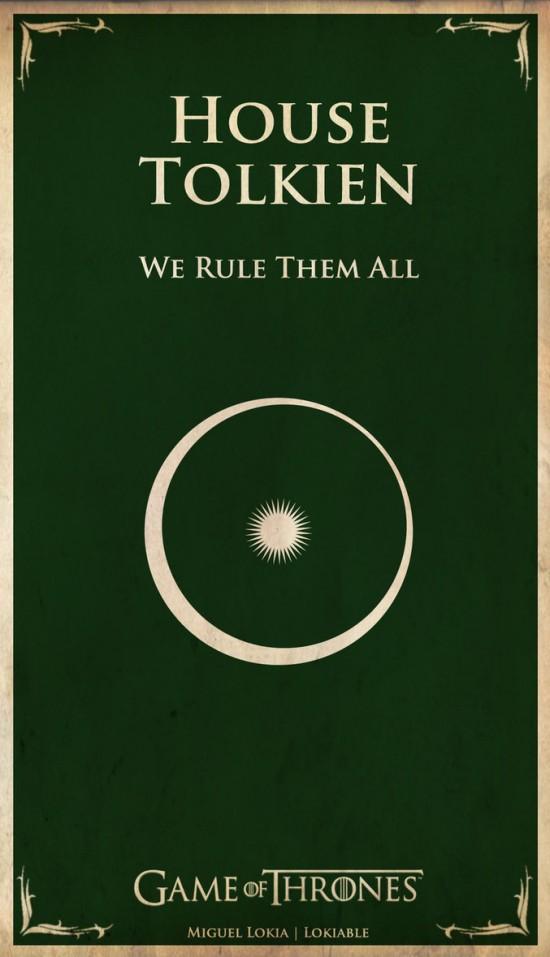 CASA TOLKIEN | Los gobernamos a todos