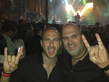 Jeff Krelitz y David Boxenbaum son dos exitosos empresarios, y tienen grandes planes para Heavy Metal