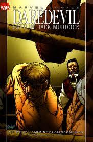 Daredevil Battling Jack Murdock