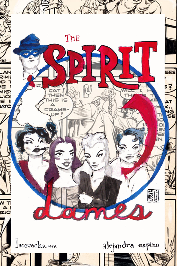 The Spirit by Alejandra Espino