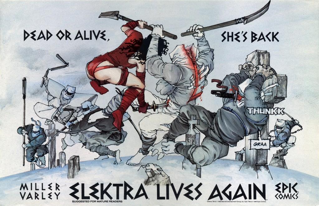 Elektra lives again