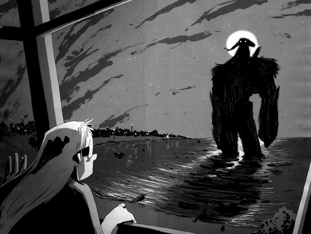 Los gigantes son una amenaza temible, fácilemtne comparable a los mayores terrores de la vida cotidiana